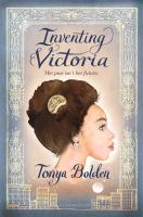 Cover illustration for Inventing Victoria