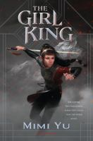 Cover illustration for The Girl King