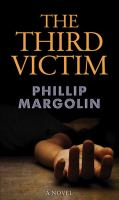 Cover illustration for The Third Victim