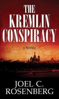 Cover illustration for The Kremlin Conspiracy