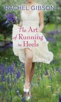 Cover illustration for The Art of Running in Heels