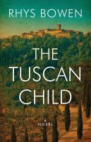 Cover illustration for The Tuscan Child