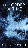 Cover illustration for The Order of Time