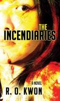 Cover illustration for The Incendiaries