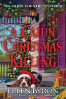 Cover illustration for A Cajun Christmas Killing