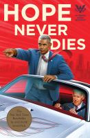 Cover illustration for Hope Never Dies
