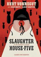 Cover illustration for Slaughterhouse-Five: The Graphic Novel