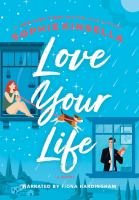 Cover illustration for Love Your Life