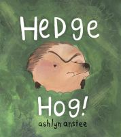 Cover illustration for HedgeHog!