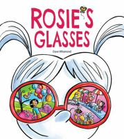 Cover illustration for Rosie's Glasses