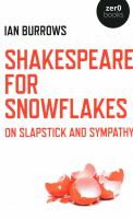Cover illustration for Shakespeare for Snowflakes