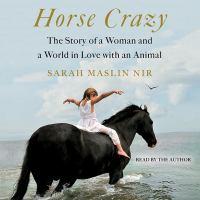 Cover illustration for Horse Crazy