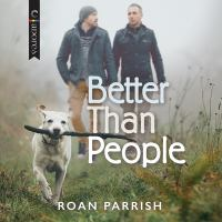 Cover illustration for Better Than People