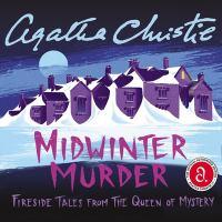Cover illustration for Midwinter Murder