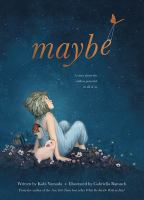 Cover illustration for Maybe
