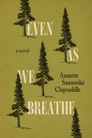Cover illustration for Even As We Breath