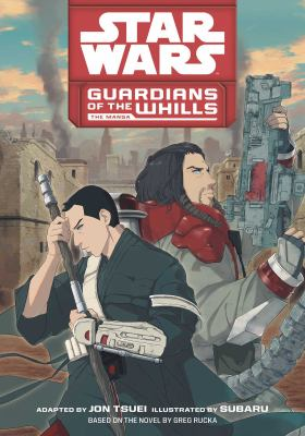 Star Wars: Guardians of the Whills: The Manga