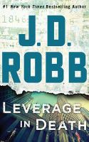 Cover illustration for Leverage in Death