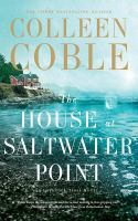Cover illustration for The House at Saltwater Point