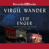 Cover illustration for Virgil Wander