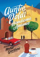Cover illustration for Auntie Poldi and thhe Handsom Antonio