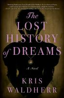 Cover illustration for The Lost History of Dreams