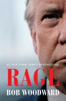 Cover illustration for Rage