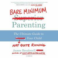 Cover illustration for Bare Minimum Parenting