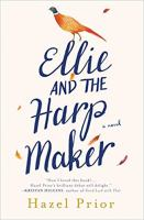 Cover illustration for Ellie and the Harpmaker
