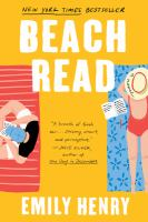 Cover illustration for Beach Read