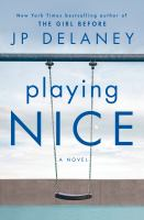 Cover illustration for Playing Nice