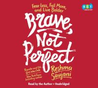 Cover illustration for Brave, Not Perfect