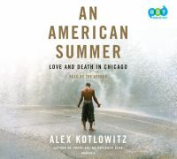 Cover illustration for An American Summer