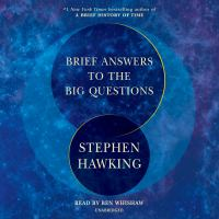 Cover illustration for Brief Answers to the Big Questions