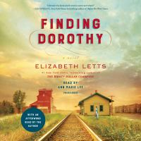 Cover illustration for Finding Dorothy