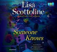 Cover illustration for Someone Knows