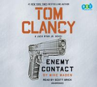 Cover illustration for Tom Clancy Enemy Contact