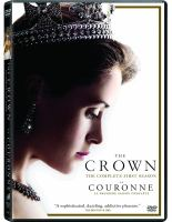 Cover illustration for The Crown The Complete First Season