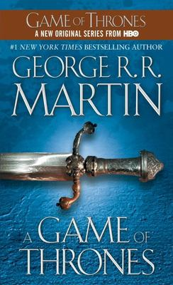 A Game of Thrones, Book 1, by George R.R. Martin