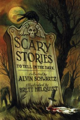 Cover- Scary Stories