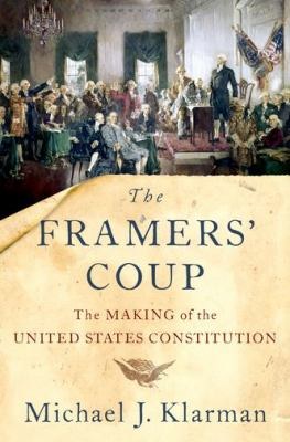 Cover: The framers' coup