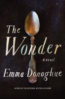 The Wonder cover art