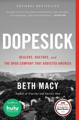 dopesick book discussion