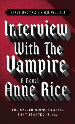 Cover- Interview with the vampire