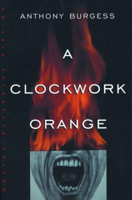 Cover- A clockwork orange