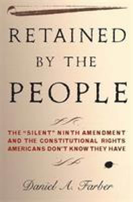 Cover: Retained by the people