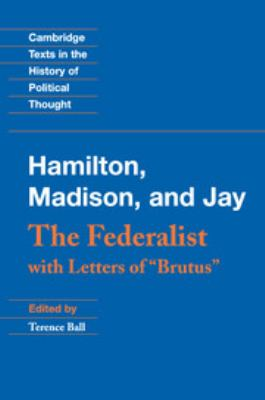 Cover: The Federalist