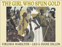 Cover image for The girl who spun gold