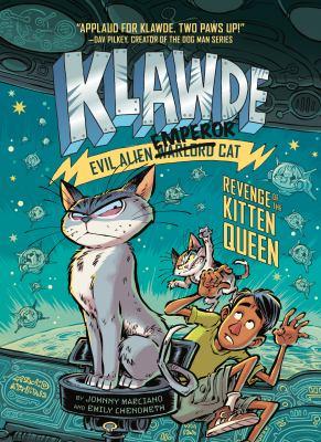 Klawde: Revenge of the Kitten Queen #6