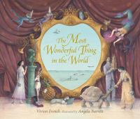Cover image for The most wonderful thing in the world